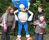 Alton Towers Feb 2010