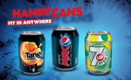 Bzz Campaign Handy Cans