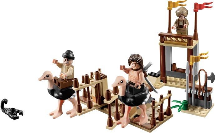 New Prince of Persia Lego